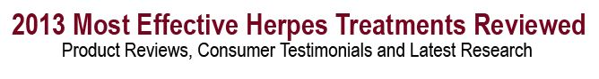 Herpes Product Reviews